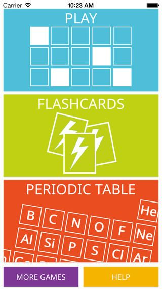 Elememory provides students of all ages with a fun quick way to elememory provides students of all ages with a fun quick way to memorize the periodic table of elements with a card matching game urtaz Choice Image