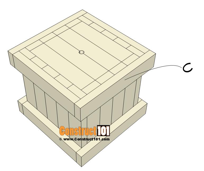2X4 Planter Box Plans Macetero De Madera Y Madera 400 x 300