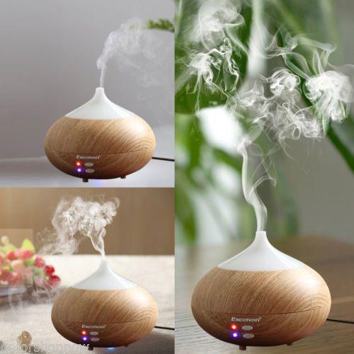 excelvan ultrasuoni diffusore umidificatore aromi 280ml diffusers