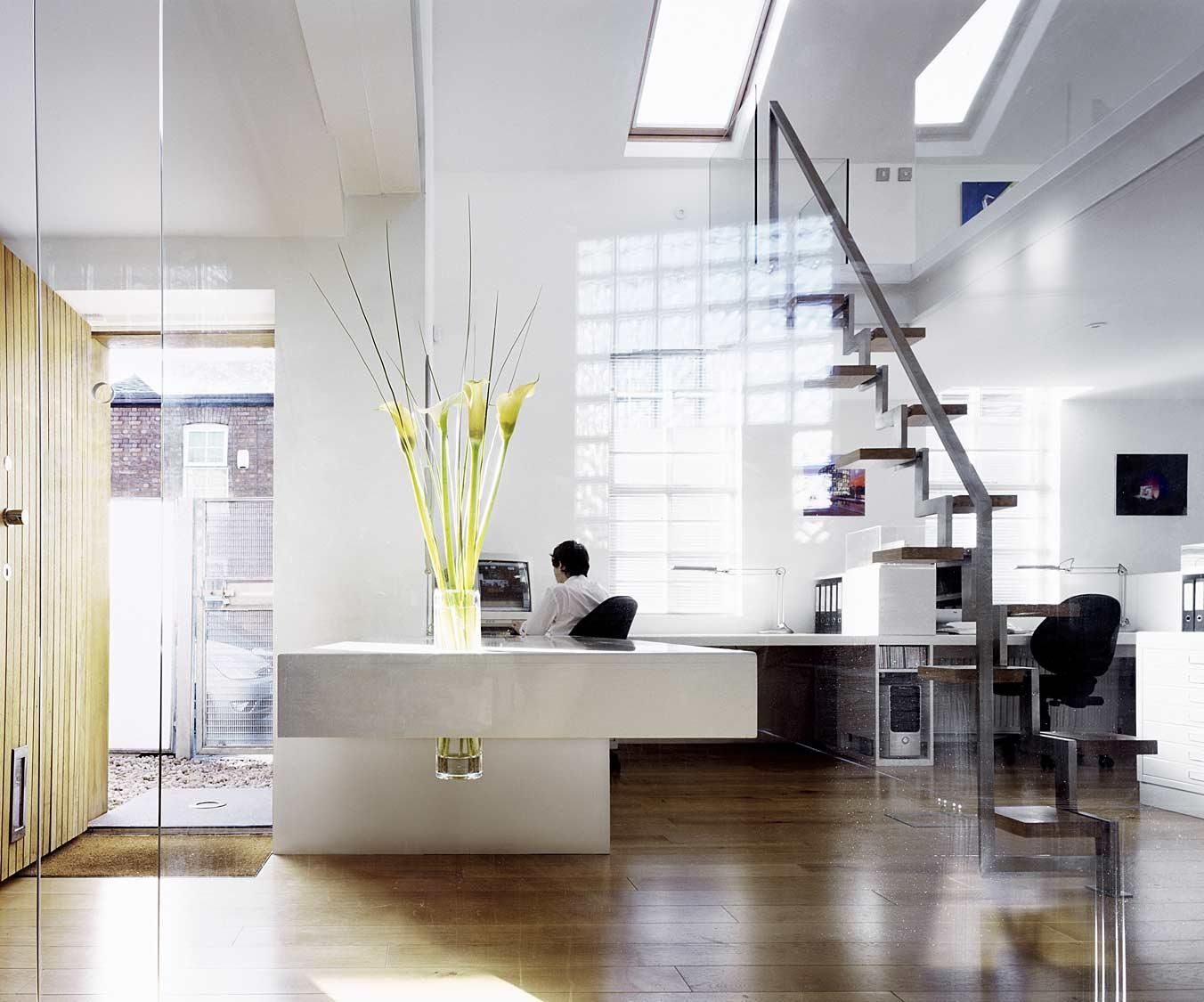 The Old Bakery Project Andrew Wallace Architects Office In