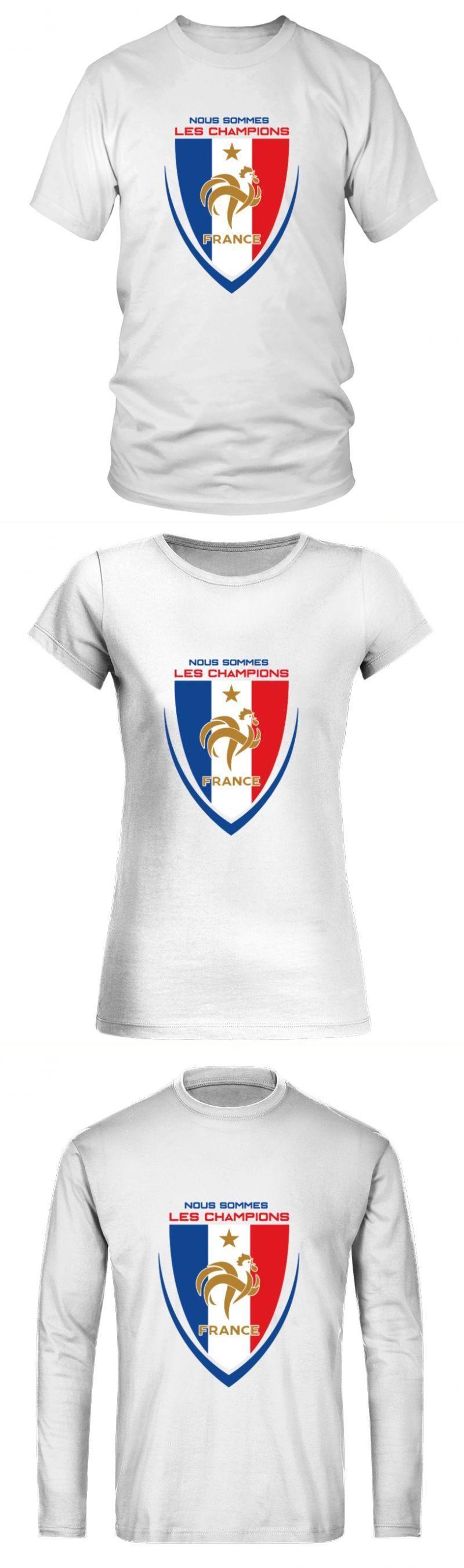 Target Baseball T Shirt France Champion Du Monde 2018 V4 Baseball T