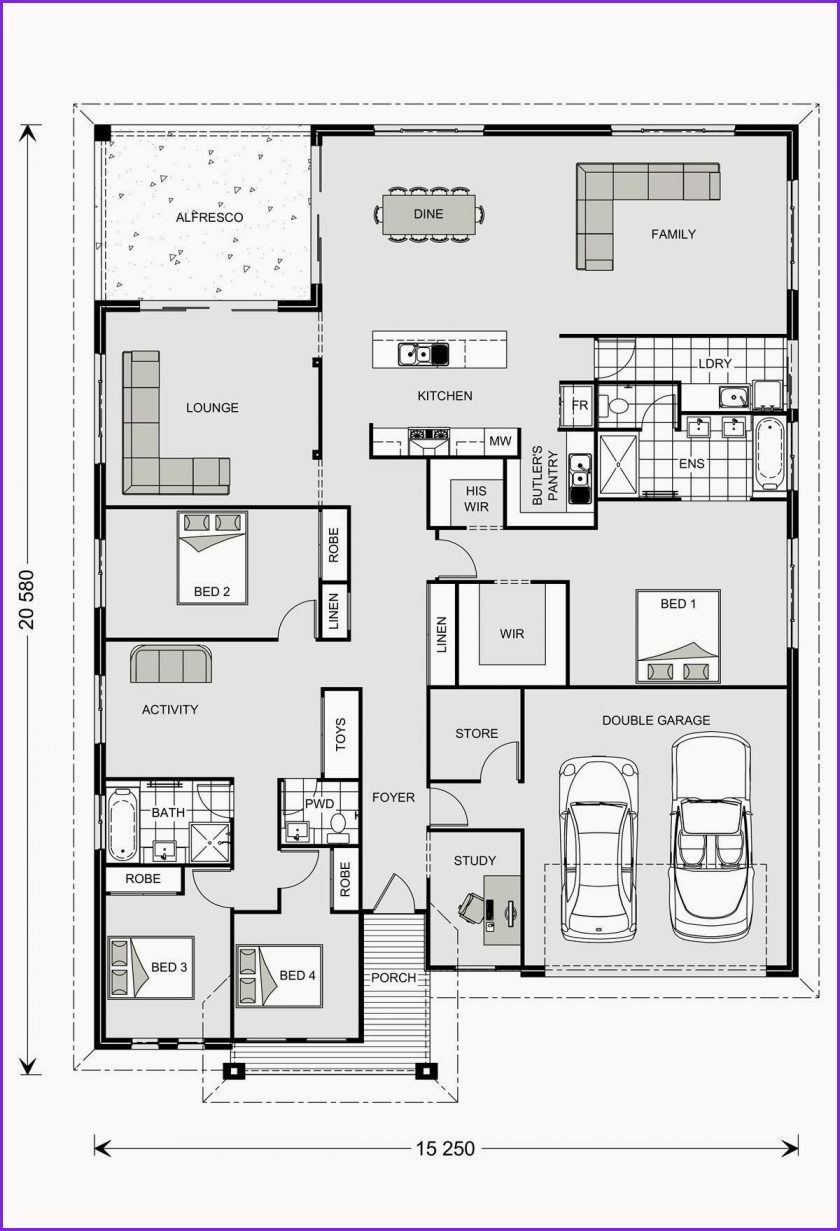 Awesome Louisiana House Plans Home Design Floor Plans Floor Plan Layout How To Plan