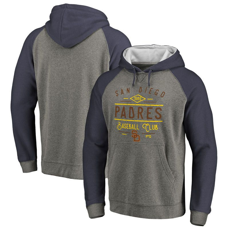 hot sale online 12faf 0b35a San Diego Padres Fanatics Branded Cooperstown Collection ...