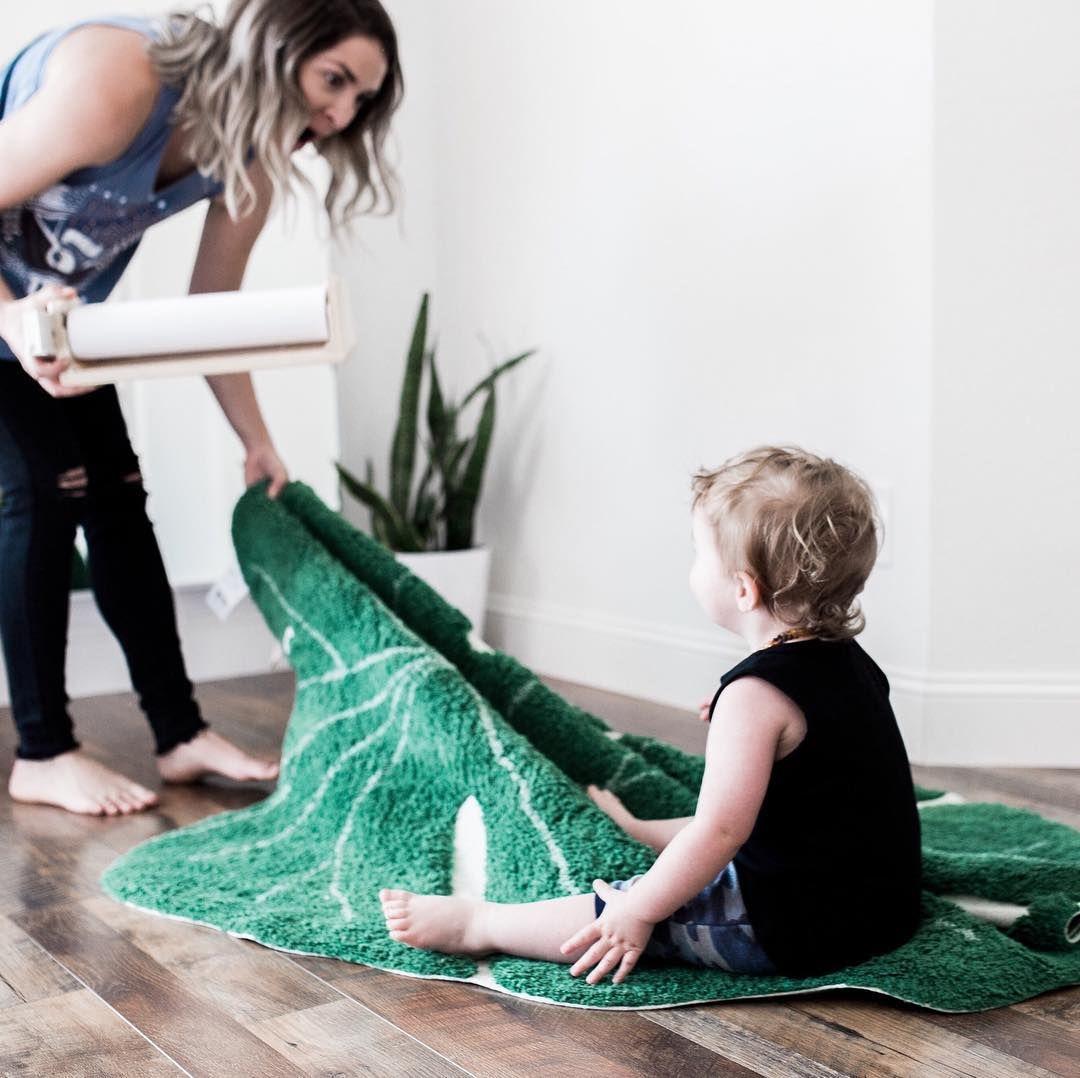 Lorena Canal Rugs, modern baby, handmade, non toxic