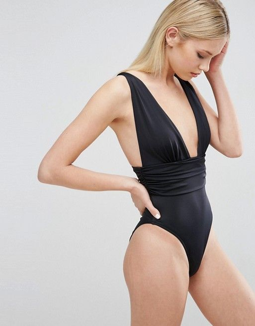 d68b29dec04 Discover Fashion Online Edgy Chic, Bandeau Swimsuit, Black Swimsuit,  Tankini, Affordable Swimsuits