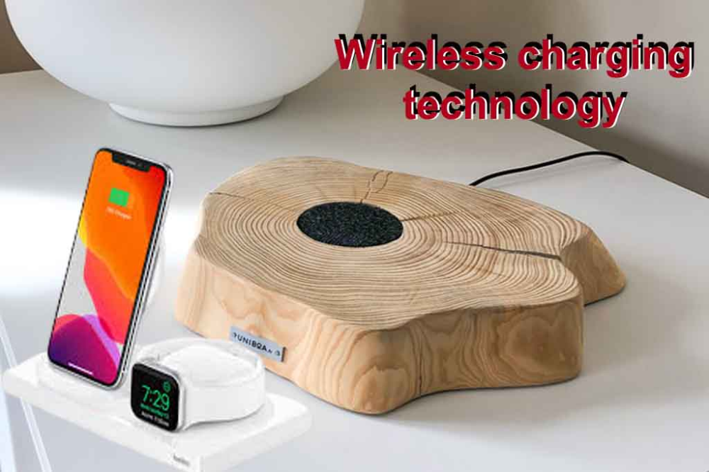 Wireless Charging Technology Wireless Technology Phone Charging