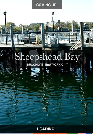 sheepshead bay salt air seafood and seagulls greet those. Black Bedroom Furniture Sets. Home Design Ideas