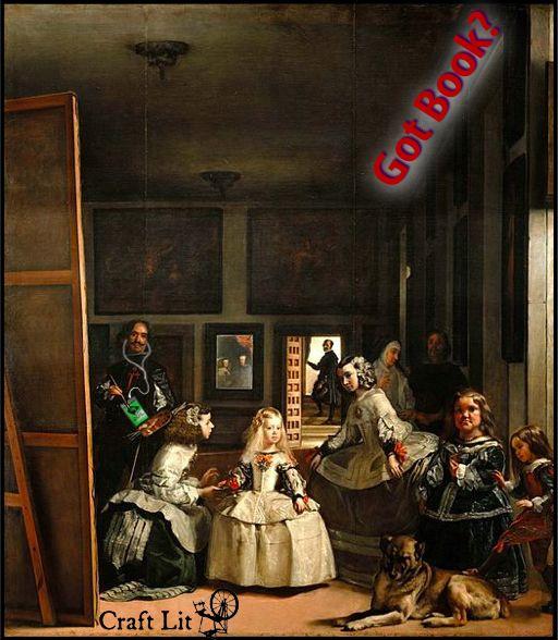 CraftLit + Velázquez, Las Meninas