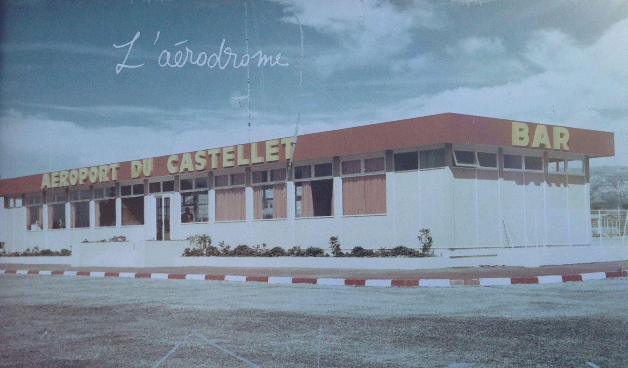 aéroport du castellet bar, picture from the Paul Ricard