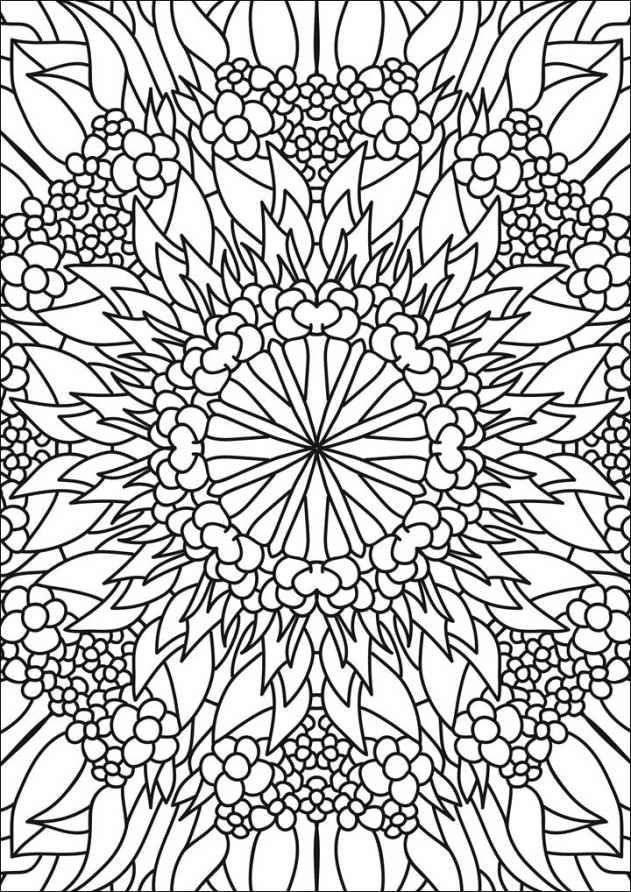 Coloring Books For Adults Volume 3 40 Stress Relieving And Relaxing Patterns Adult