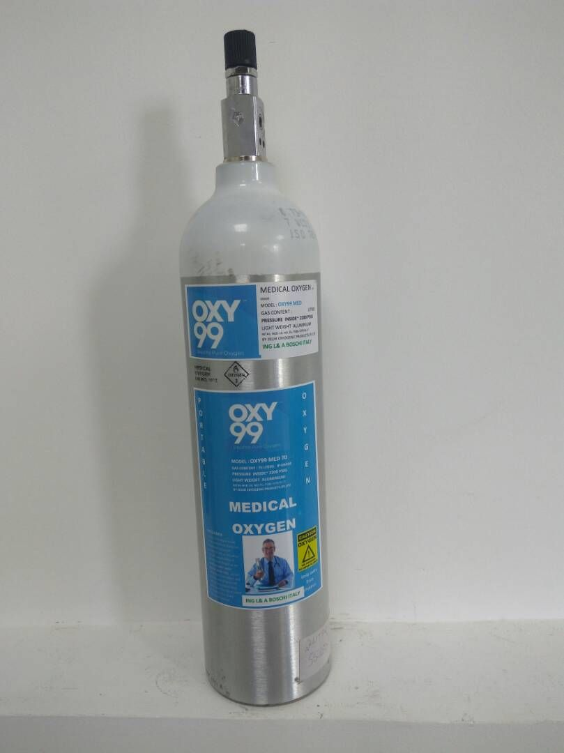 Our portable oxygen cylinder offers the best quality