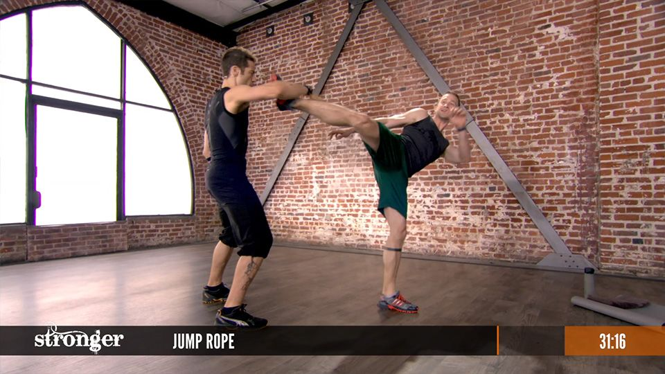 Ignition - A STRONGER Plyometric Workout (Video