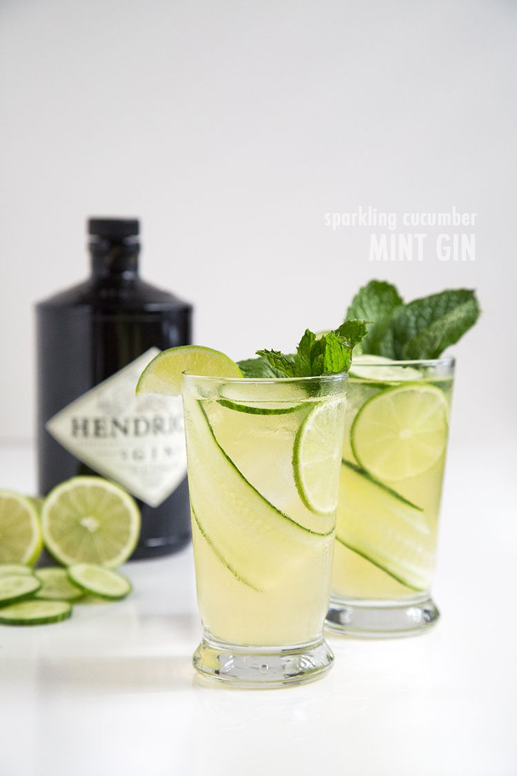 sparkling cucumber mint gin gin gurke sommer cocktails und gin. Black Bedroom Furniture Sets. Home Design Ideas