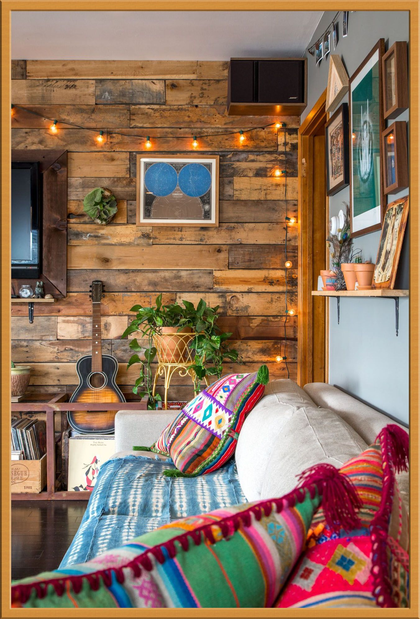 The Lazy Man's Guide To Bohemian Homedecor