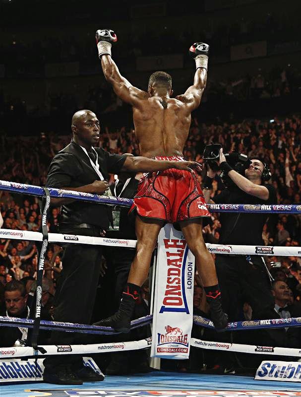 06b80835 Joshua next fight to make him a global superstar overnight: http://www