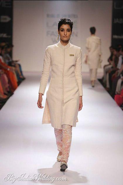 Soumitra Mondal Lakme Fashion Week 2014 Lehengas Sarees Indian Dresses For Women Fashion Lakme Fashion Week