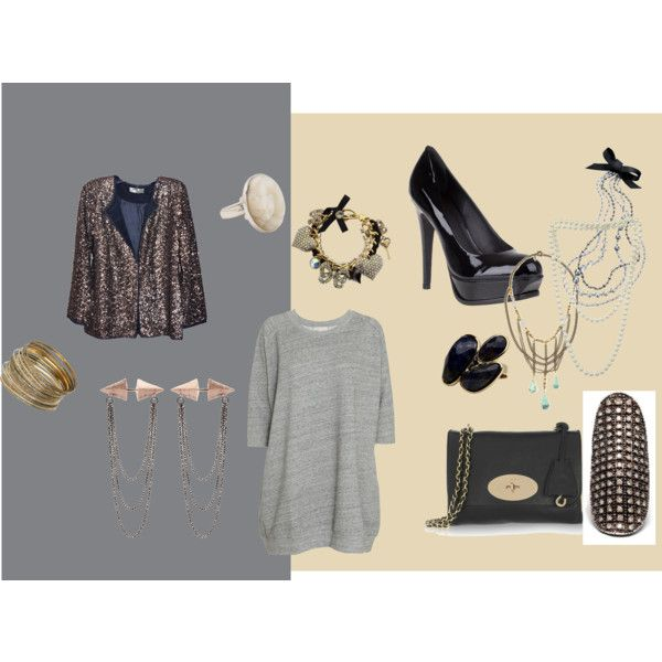 dinner party, created by sydthekid21.polyvore.com