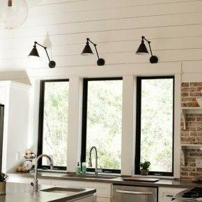 Flexo cocina cuisine cocinas hogar y iluminacion cocina - Apliques de cocina ...