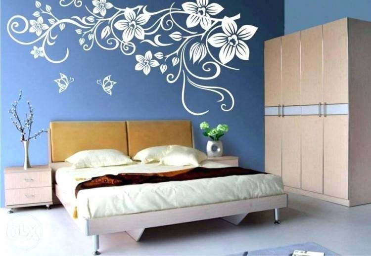 Bedroom Painting Ideas Kerala Decorate Your Room Wall Stickers