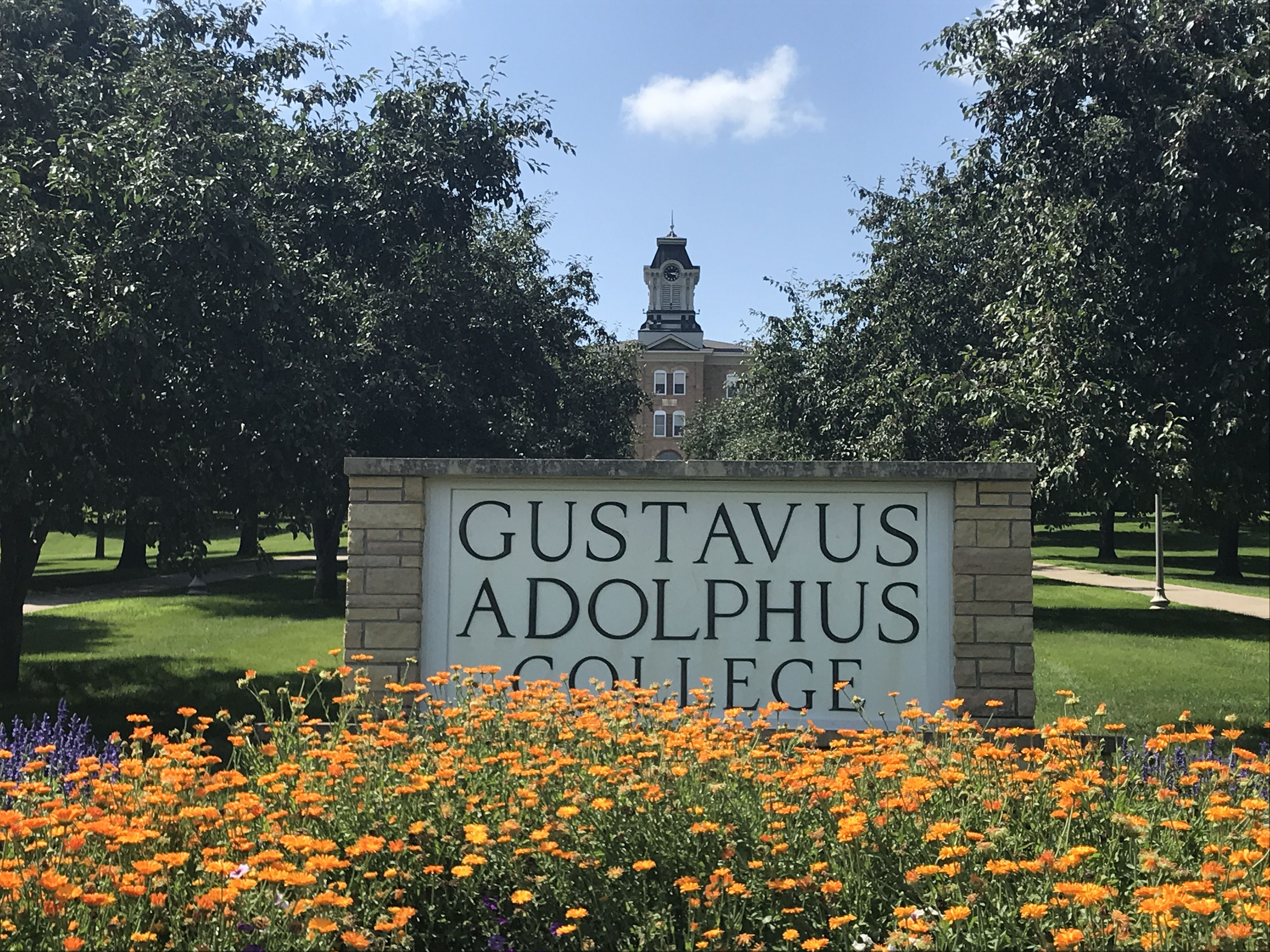 One Of Minnesota S Oldest Colleges And My Alma Mater Gustavus