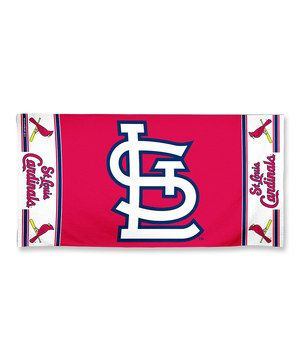 Love This St Louis Cardinals Beach Towel By Wincraft On Zulily