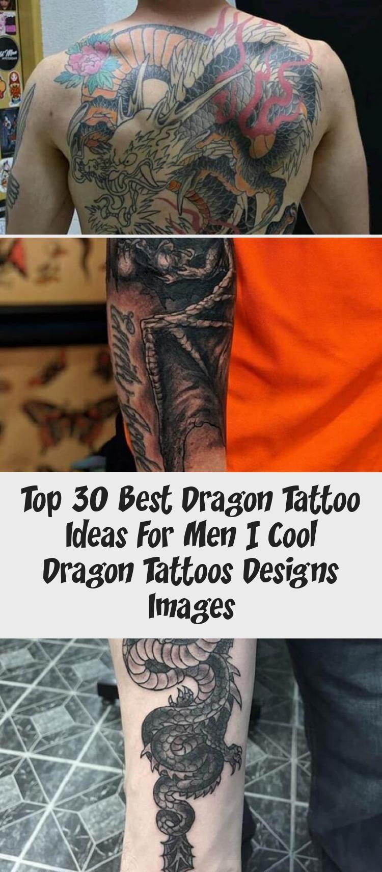 Photo of Top 30 der besten Dragon Tattoo Ideen für Männer | Coole Dragon Tattoos Designs Bilder – T …