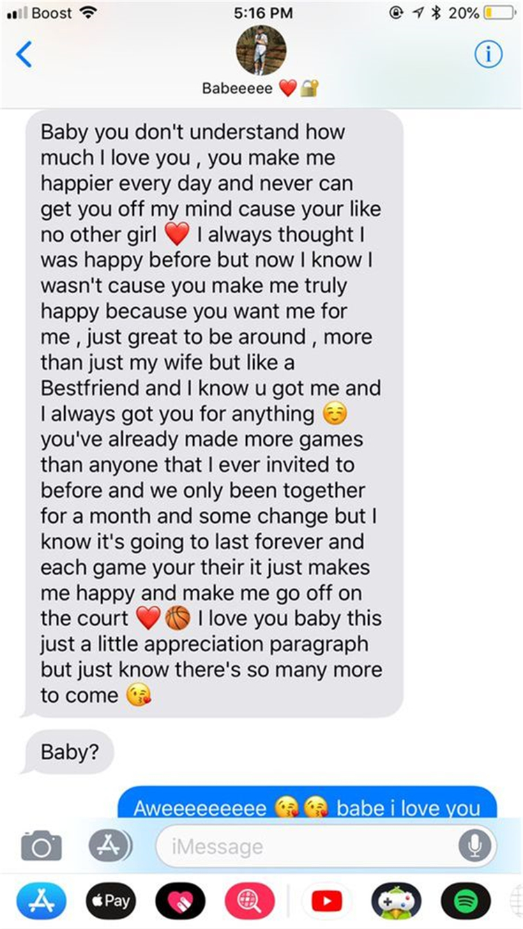 55 Romantic And Warm Messages Between Couples You Would Love To Know – Page 31 of 55 – Women Fashion Lifestyle Blog Shinecoco.com