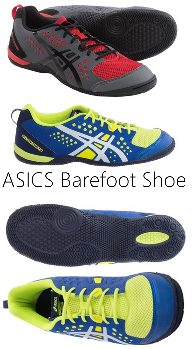 706b5d373ff12a Asics GEL-Fortius - Versatile barefoot running shoe thats also good for  extreme cross-training.