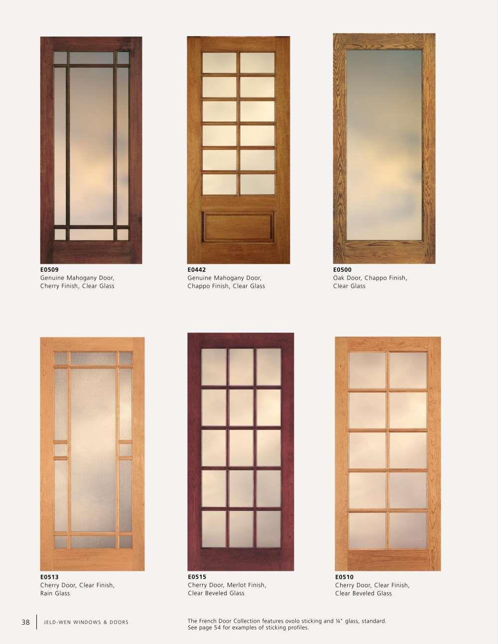Interior Clear Glass Door Doors On Decor