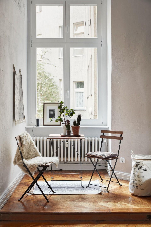 Bir apartman dairesinde şık ve güzel bir şekilde nasıl dekore edilir