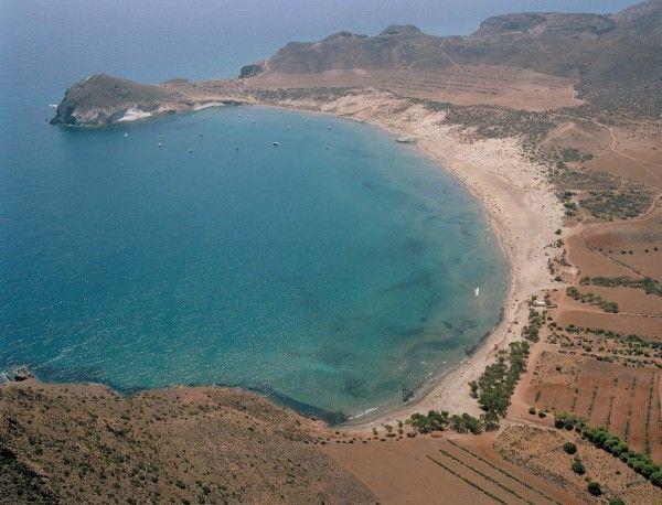 Playas De Almería Románticas Para Parejas Sitiodeocio España Turismo Almería Costa De Almeria