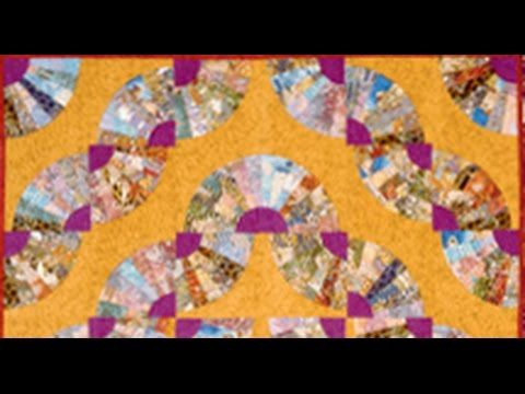 Dahlia Quilt Video Part 1 By Shar Jorgenson Youtube Quilting Designs Quilts Quilt Block Patterns