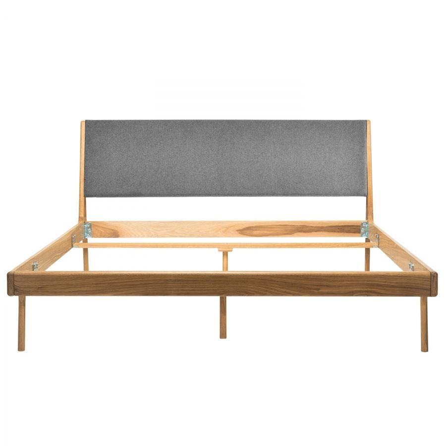 Ungewöhnlich Holzbett Rahmen König Zeitgenössisch ...