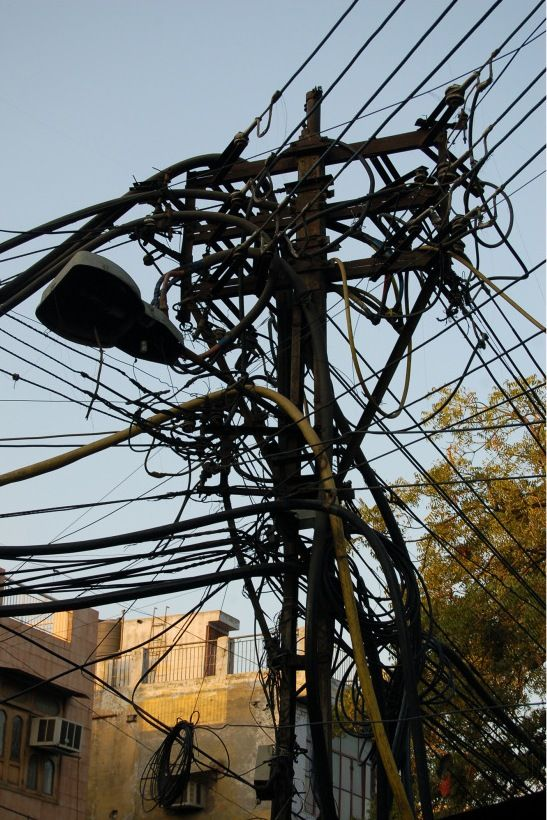delhi india this may seem crazy but the first time i watched rh pinterest com Overhead Wiring in India India Cable Pics