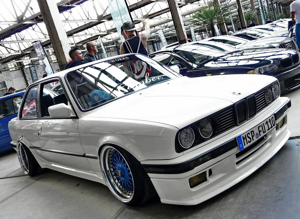 Bmw E30 Low N Slow Goes Jdm Tuning Und Umbauten