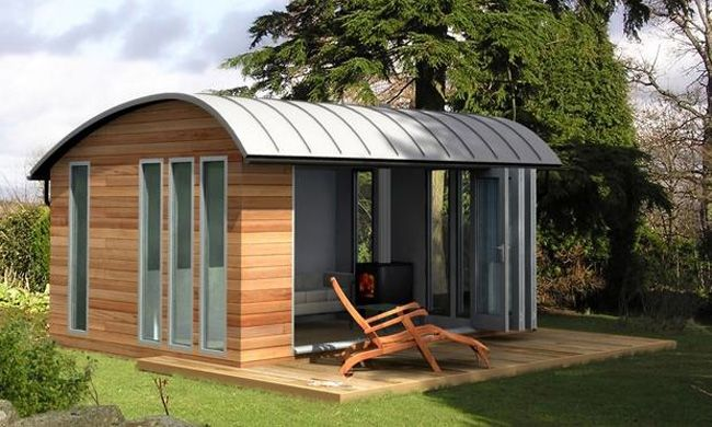 Garden buildings log cabins offices buy garden sheds for Garden office and shed