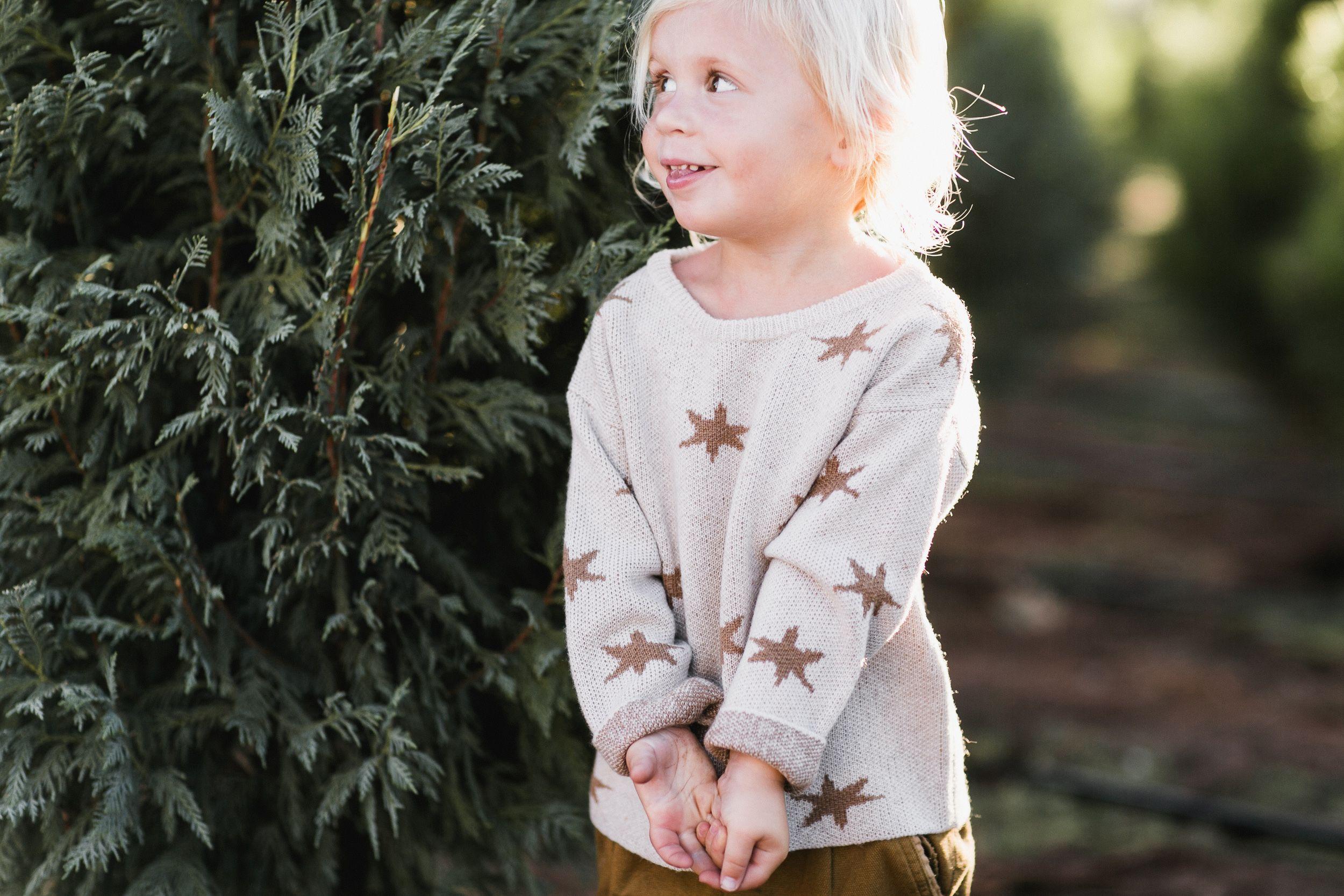 Rylee + Cru Boy Sweater   Starlight North Sweater   North ...