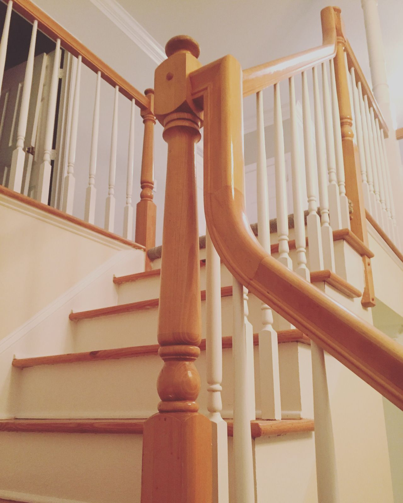 Pin On Stair Makeover