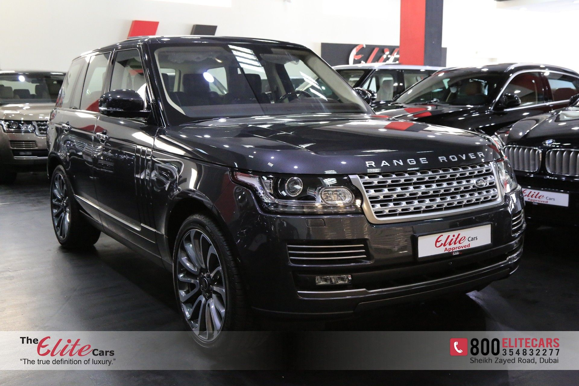 Range Rover Vogue Autobiography 2016 For Sale In Dubai Aed
