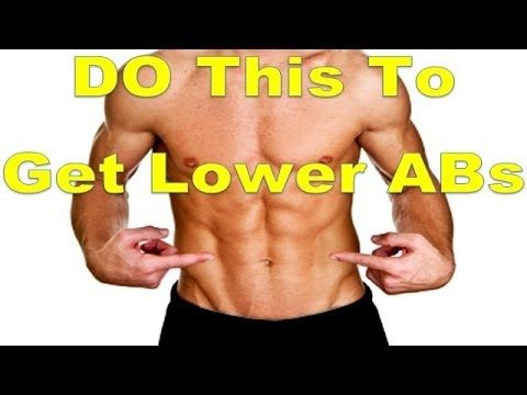 do this for lower abs