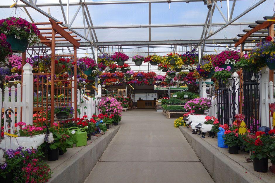 Our Garden Center Four Seasons Greenhouse Garden