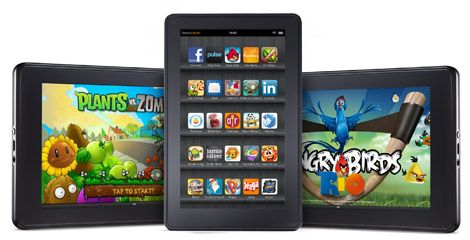 Kindle Fire Full Color 7 Multi Touch Display Wi Fi Amazon Fire Tablet Kindle Fire Tablet Fire Tablet