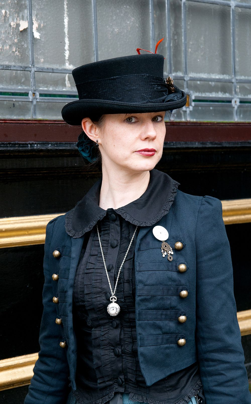 Pin by David Trace on Steampunk 01 Fashion, Captain hat