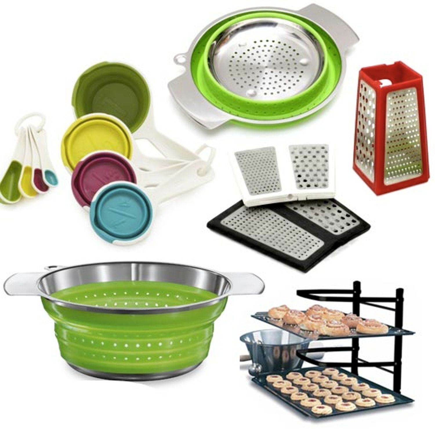 5 Collapsible, Foldable, and Space-Saving Tools for Small Kitchens — Best Products for Small Kitchens