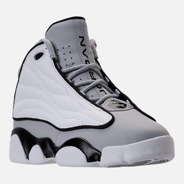 71537ab73e5c Nike Boys  Preschool Air Jordan Pro Strong Basketball Shoes