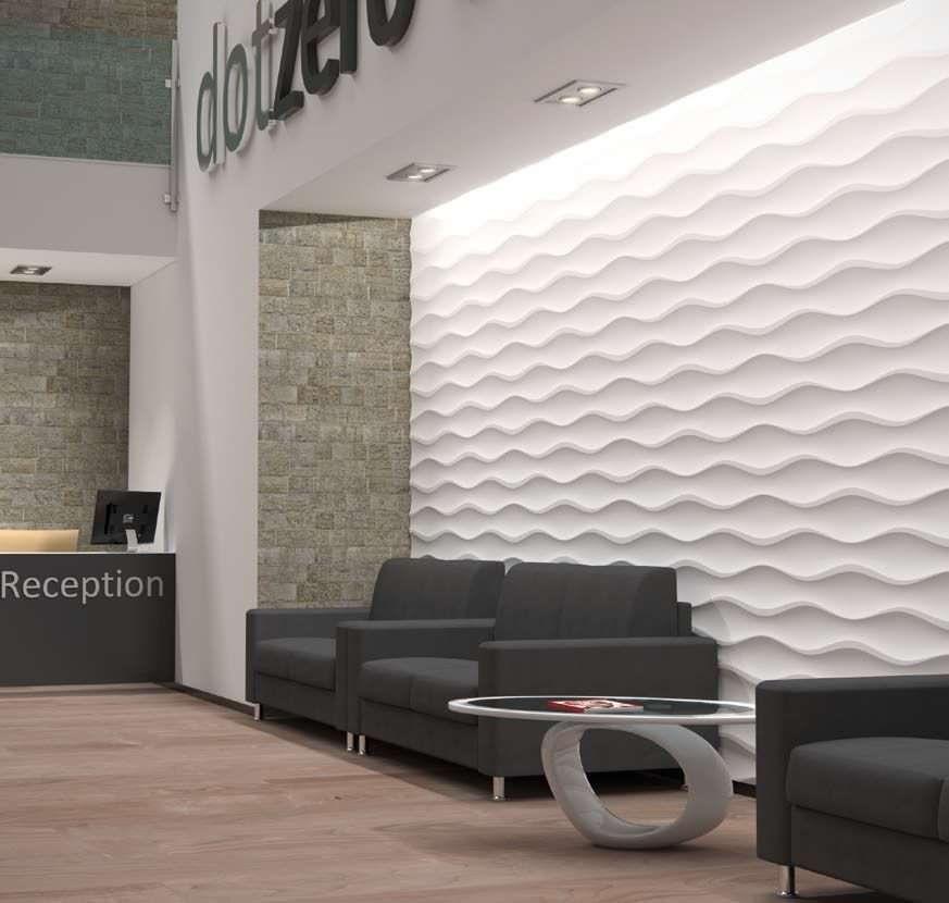Decorare le pareti di casa con le tavole adesive 3d ecco 18 esempi idee per la casa - Tavole adesive per pareti 3d ...