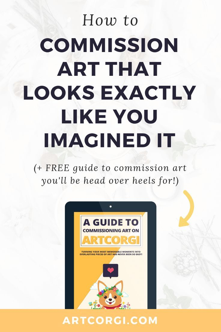 How to commission art that looks exactly like you imagined