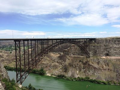 HomebodyVoyager: Side Tripping in Idaho:  Twin Falls, ID