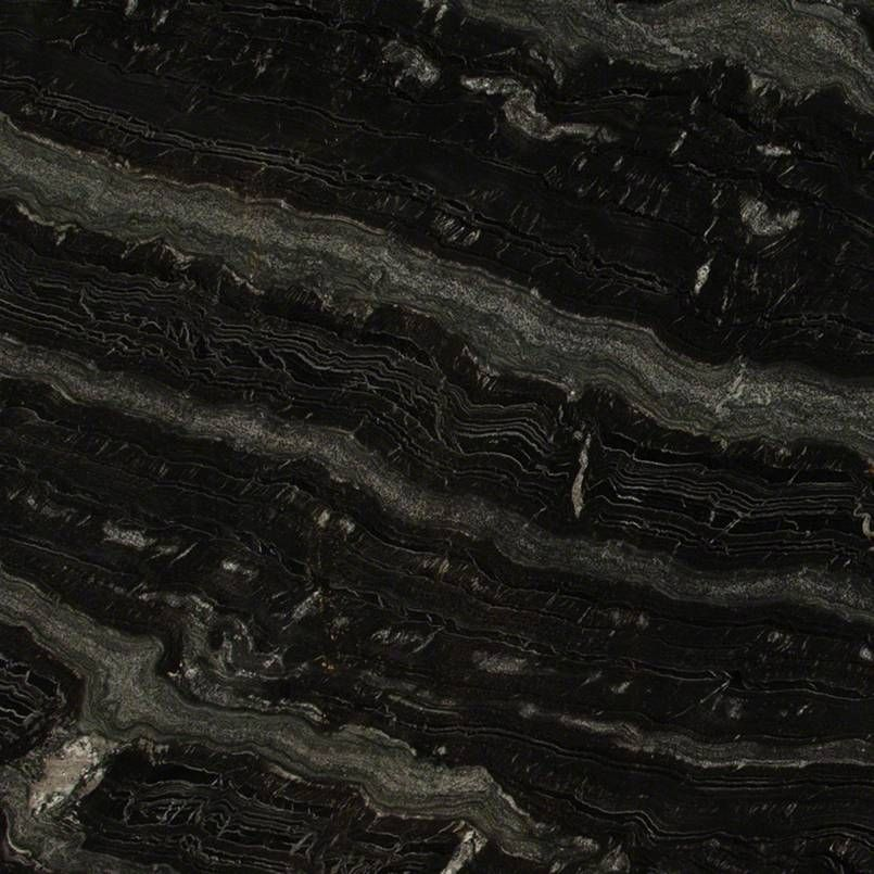 Agatha Black Granite 1811 Kitchen Black Granite
