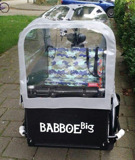 Bakfiets huif: www.annereijse.nl